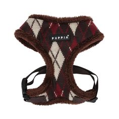 PUPPIA Authentic Lineage Harness-A for Pets, Small, Brown * Want to know more, click on the image.