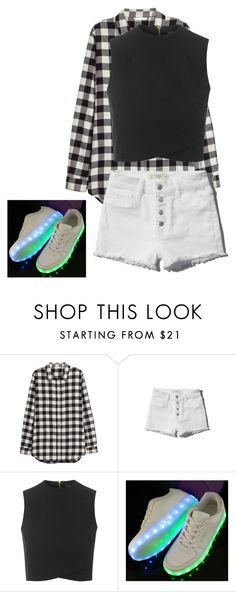 """""""clothing for BHMSB"""" by kijannakap on Polyvore featuring H&M, Abercrombie & Fitch, Topshop, Martucci, women's clothing, women's fashion, women, female, woman and misses"""
