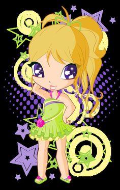 Lottie pixie of style