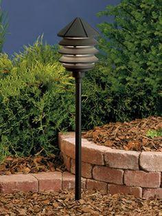 Landscape lighting on pinterest landscape lighting led for Best landscape lighting brands