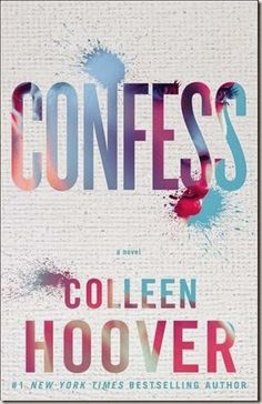 New Release: Confess by Colleen Hoover