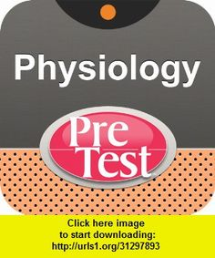 PreTest Physiology Review, iphone, ipad, ipod touch, itouch, itunes, appstore, torrent, downloads, rapidshare, megaupload, fileserve