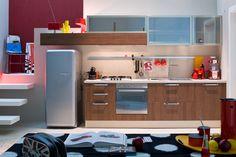 Μοντερνα επιπλα κουζινας Veneta Cucine  - μοντελο START Kitchen Cabinets, Start Time, Design, Home Decor, Revolution, Kitchen Ideas, Kitchens, Places, Inspiration