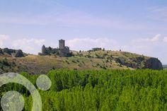 #Ucero castle. More information to plan your trip to #cañon_del_rio_lobos in www.qnatur.com