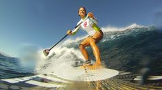 Fanatic International SUP 2014 - Team - SUP & Surf Int. - Gabi Steindl - SUP Girls