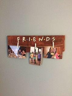 Image result for diy wall signs friends Boxed Christmas Cards, My First Christmas, Christmas Gifts For Friends, Christmas Games, Holiday Cards, Christmas Crafts, Christmas Jewelry, Pine Cone Decorations, Christmas Decorations