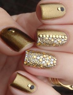 Wonderful Prom Nail Designs