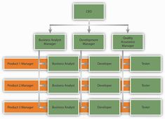matrix organizational structure | Matrix Organizational Structure
