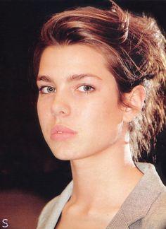 Charlotte Casiraghi, daughter of Princess Caroline of Monaco.