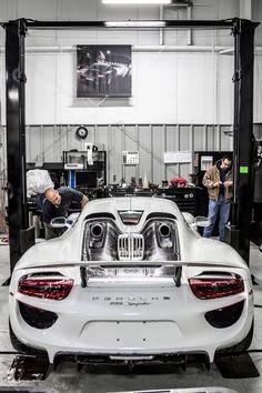 hyper-caine:   Porsche 918 Spyder | © | HC