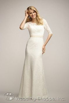 My Wedding Chat » Blog Archive The perfect wedding dresses for second marriage ceremonies now at The Wedding Shoppe.