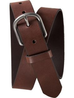 Boys Leather Belts - Nothing beats the basics. A simple leather belt goes great with all of his jeans or dress pants. Cute Boy Outfits, Little Girl Outfits, School Uniform Accessories, Cute Little Boys, Boys Accessories, Shop Old Navy, Brushed Metal, Leather Belts, Boys Shoes