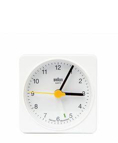 alarm clock - Jack Spade