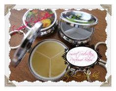 How to Make Solid Perfume Balms using 100% Essential Oils
