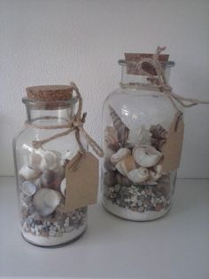 memories in a  jar...