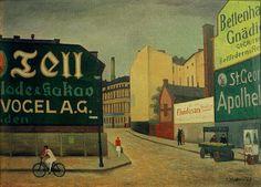 Gustav Wunderwald's Paintings of Weimar Berlin | The Public Domain Review