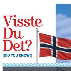 Visste du det? - Did you know? | NorwayConnects