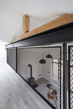 Expanded metal panels are usually used as the balustrade & railing infill panels for both indoor and outdoor uses, including bridge, balcony and stairs Loft Railing, Balcony Railing Design, Stair Railing, Staircase Design, Railing Ideas, Balustrade Design, Railings, Expanded Metal, Grill Design