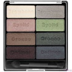 Palette Color Icon 8 Pan Eyeshadow WET N WILD