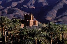 Ouarzazate au départ d'Agadir Maroc - It's 4 You Tours