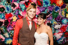 Colorful Florida Wedding with Mexican Style - Southern Weddings Magazine