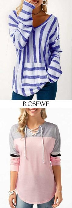 66d96f2e690 Cute tops for women at Rosewe.com, free shipping worldwide, check them out.  Ruth Guthrie · Rosewe T-Shirts ...