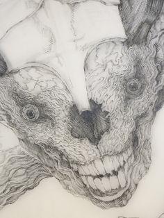 Printmaking by Toshihiko Ikeda
