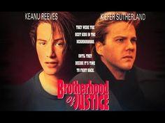 The Brotherhood Of Justice - Keanu Reeves & Kiefer Sutherland  - Full Movie - 1986