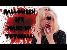 Halloween SFX Tutorial για Αρχάριους | i Mikri Ollandeza - YouTube
