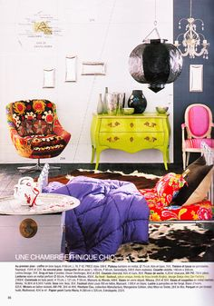 bohemian decorating style pictures | Bokja {haute bohemian} | decor8