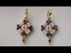 EMPRESS EARRINGS - YouTube