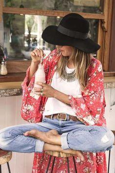 Mode : comment porter la tendance boho chic, 30+ outfits #bohochic #commentporter