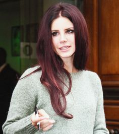 This winters hair color for sure!!!