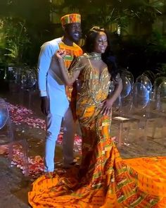 Discover recipes, home ideas, style inspiration and other ideas to try. African Formal Dress, African Traditional Wedding Dress, African Party Dresses, African Wedding Attire, African Attire, African Dress, Prom Dresses, Formal Dresses, African Inspired Fashion