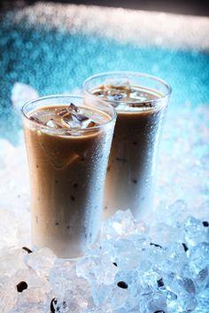 Chilled Tropicana Coffee - Coffee Liquor Recipe