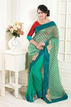 Rakul Preet Singh Cute Images in Traditional Saree ★ Desipixer  ★