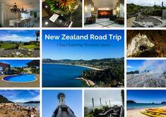 New Zealand Road Trip: 7 Day North Island Itinerary   Sydney Fashion Hunter   Bloglovin'