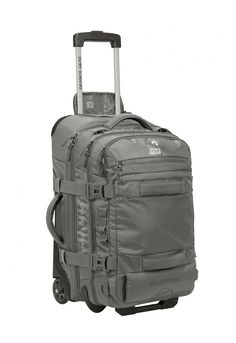 Granite Gear Cross Trek Wheeled Carry-On Duffel Dimensions  X X Volume 3250  Cubic Inches -- Liters Weight 8 lbs Expanded is a increase in volume  Dimensions  ... 84de2dc1a672d
