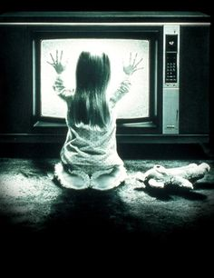 Poltergeist, 1982. This movie scared me so Badly when I watched it as a five year old!