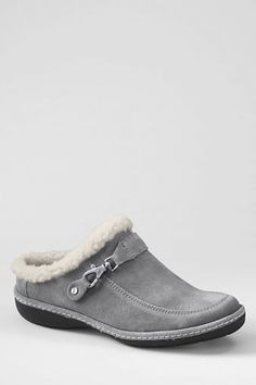 Women's Chalet Shearling Clogs from Lands' End