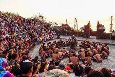 A Burning Good Time at Uluwatu's Kecak Performance in Bali