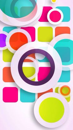 Colors wallpaper iPhone5