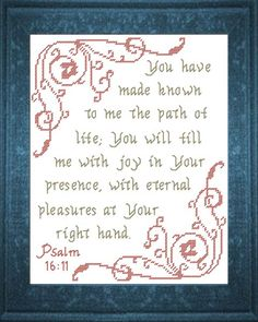 Leah - Name Blessings Personalized Cross Stitch Design from Joyful Expressions Cross Stitch Charts, Cross Stitch Designs, Cross Stitch Patterns, Cross Stitching, Cross Stitch Embroidery, Names With Meaning, Michelle Name Meaning, Psalms, Lamentations
