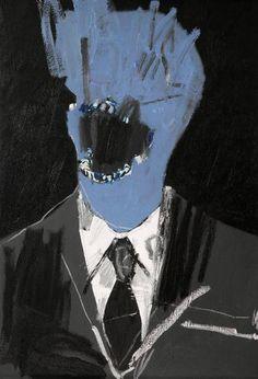 Creepy Art, Weird Art, Arte Horror, Horror Art, Jm Basquiat, Arte Indie, Henri Matisse, Psychedelic Art, Surreal Art