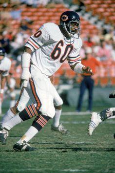 Wally Chambers Chicago Bears 1974