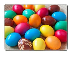 Liili Placemat Kitchen Table 15.8 x 12 x 0.2 inches Lot of Colorful Easter Eggs IMAGE ID 19085538 Liili http://www.amazon.com/dp/B01C3DWQWQ/ref=cm_sw_r_pi_dp_PB11wb1TG5JVS