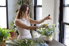 Dream job as a florist. Q&A