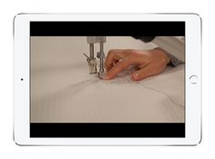 Free-Motion Quilting Idea App for iPad