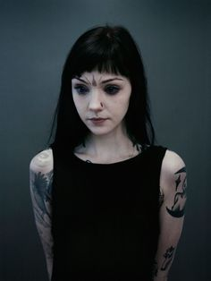 grace neutral's beauty is out of this world | read | i-D