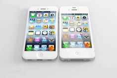 A very realistic-looking 4inch iPhone mockup.   Get a quote to sell your old phone at techpayout.com/